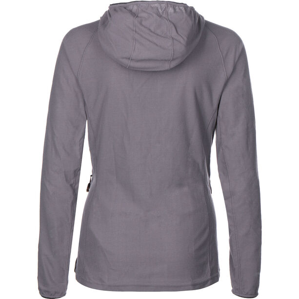 adidas TERREX Tracerocker Fleece Jacke Damen grey