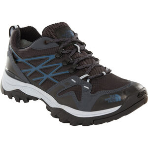 The North Face Hedgehog Fastpack GTX Shoes Herren ebony grey/shady blue ebony grey/shady blue