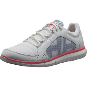Helly Hansen Ahiga V3 Hydropower Shoes Damen off white/shell pink/blue tint off white/shell pink/blue tint