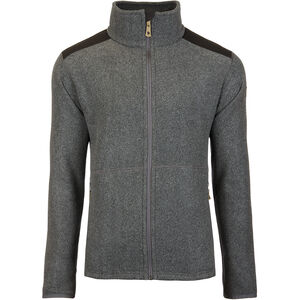 Fjällräven Sten Fleece Jacket Herren dark grey dark grey