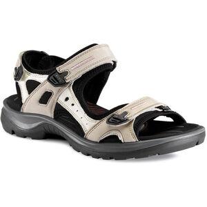ECCO Offroad Sandals Damen atmosphere/ice white/black