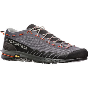 La Sportiva TX2 Shoes Herren carbon/tangerine carbon/tangerine