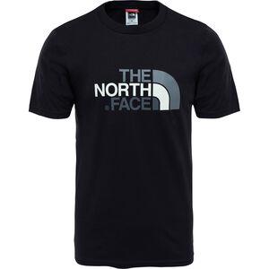 The North Face Easy SS Tee Herren tnf black tnf black