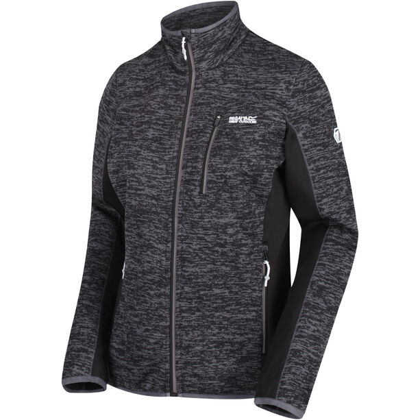 Regatta Laney VI Jacke Damen black/black