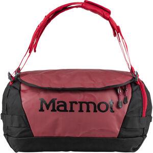 Marmot Long Hauler Duffel Bag Small brick/black brick/black
