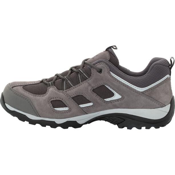 Jack Wolfskin Vojo Hike 2 Texapore Low Shoes Herren tarmac grey