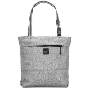 Pacsafe Slingsafe LX200 Tote Bag tweed grey tweed grey