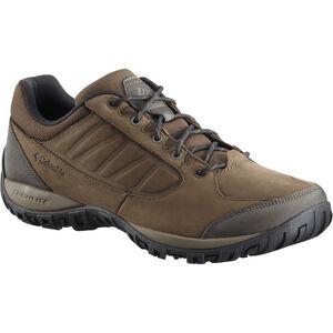 Columbia Ruckel Ridge Plus Shoes Herren cordovan/mud cordovan/mud