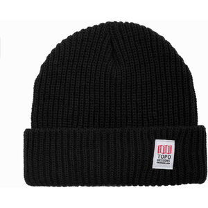 Topo Designs Heavy-Weight Watch Cap black black