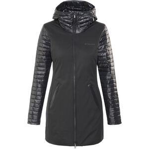 Columbia Salcantay Casual Mid Jacket Damen black black