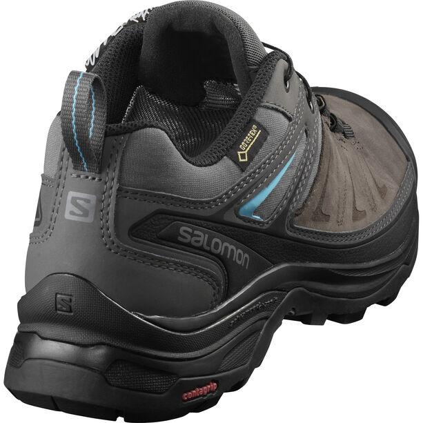 Salomon X Ultra 3 LTR GTX Shoes Damen magnet/phantom/bluebird