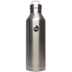 MIZU V8 Insulated Bottle with Stainless Steel Cap 800ml Stainless Stainless