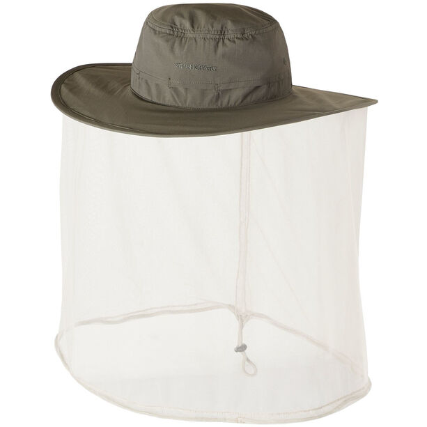 Craghoppers NosiLife Ultimate Hat dark khaki