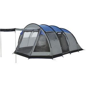 High Peak Durban 6 Tent grey/blue grey/blue
