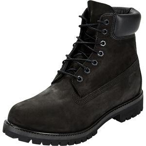 "Timberland Premium Boots 6"" Herren black nubuck black nubuck"