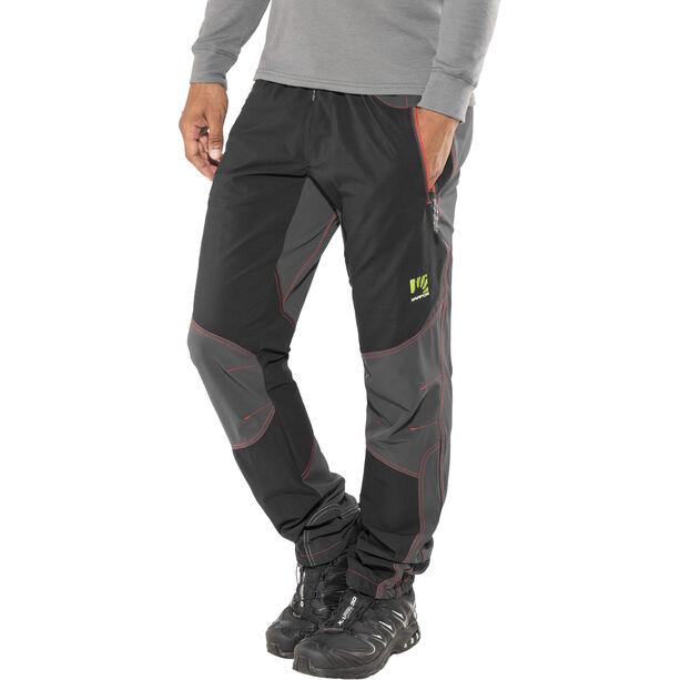 Karpos Rock Pants Herren black/dark grey