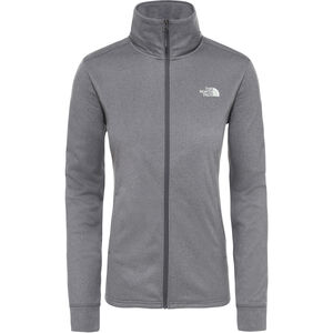 The North Face Quest Full Zip Midlayer Damen vanadis grey white heather vanadis grey white heather