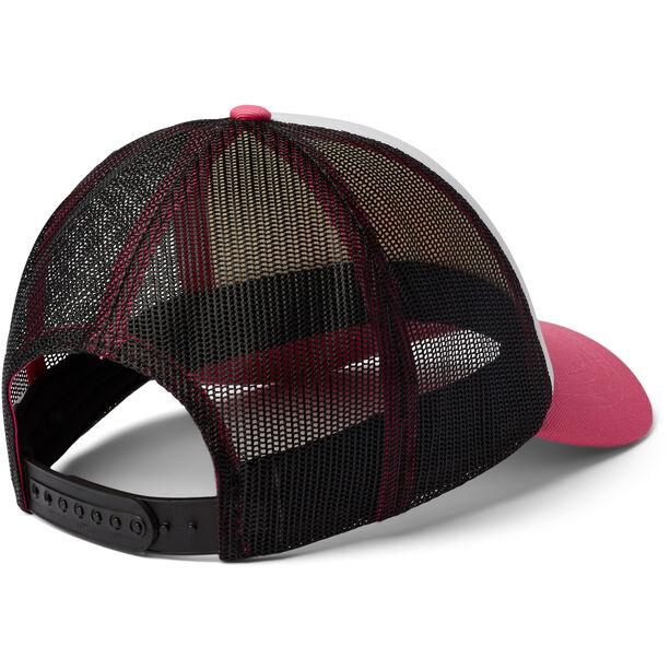 Columbia Mesh II Cap Damen white/cactus pink/black