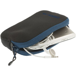 Sea to Summit Travelling Light Padded Pouch Small blue/black