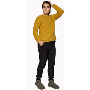 Varg Fårö Wool Jersey Damen mustard gold mustard gold