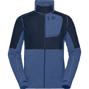 Norrøna Lyngen Alpha90 Jacke Herren indigo night indigo night