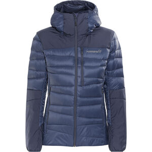 Norrøna Falketind Down Hood Jacket Damen indigo night indigo night