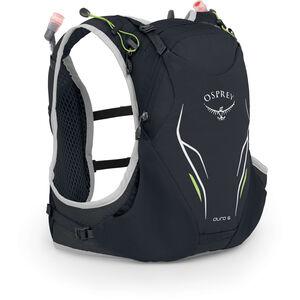 Osprey Duro 6 Hydration Backpack Herren alpine black alpine black
