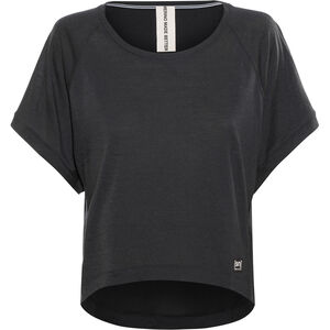 super.natural Motion Peyto Tee Damen jet black jet black
