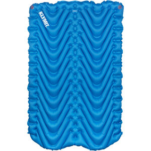Klymit Double V Sleeping Pad blue blue