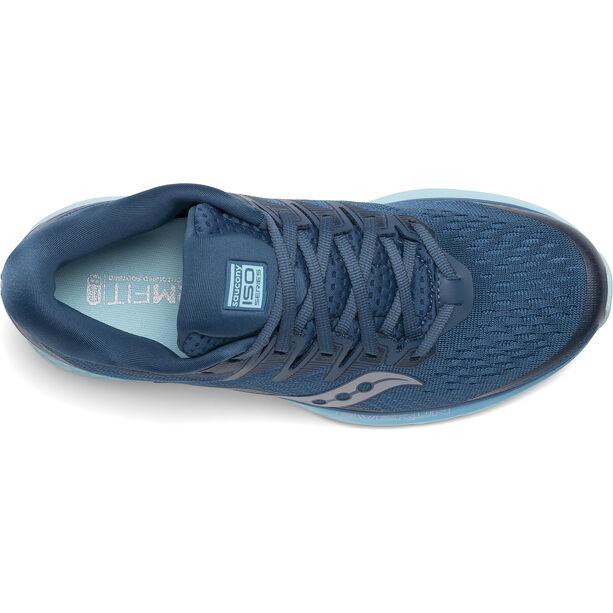 saucony Ride ISO 2 Shoes Women blue/aqua