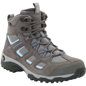 Jack Wolfskin Vojo Hike 2 Texapore Mid Shoes Damen tarmac grey tarmac grey