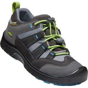 Keen Hikeport WP Shoes Kinder magnet/greenery magnet/greenery