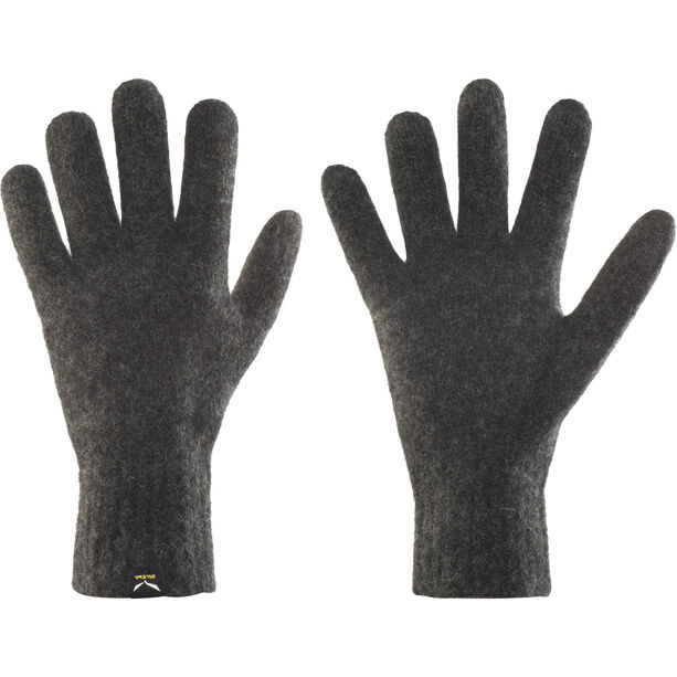 SALEWA Walk Wool Gloves carbon
