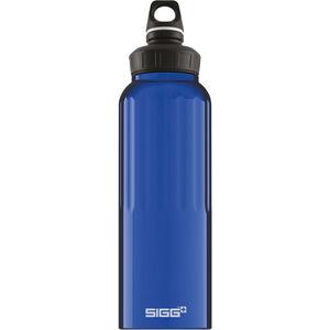 Sigg WMB Traveller Trinkflasche 1,5l dark blue dark blue