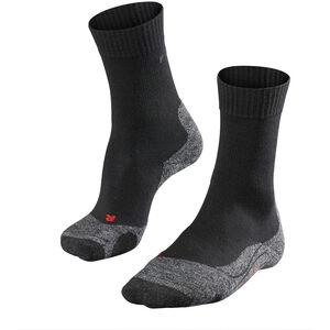 Falke TK2 Trekking Socks Herren black-mix
