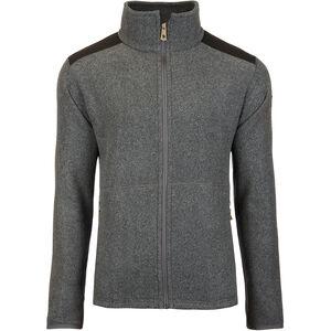 Fjällräven Sten Fleece Jacket Herren dark grey dark grey