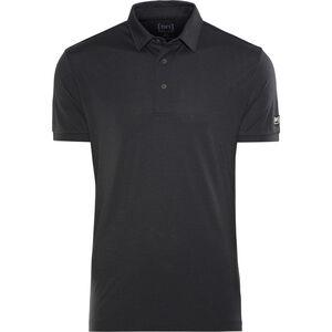 super.natural Essential Polo Shirt Herren jet black