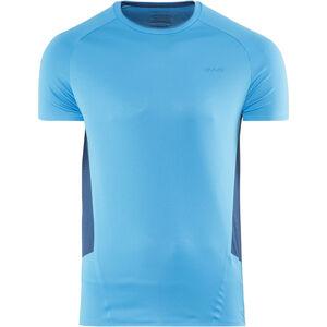 PYUA Deft-Y S T-Shirt Herren swedish/poseidon blue swedish/poseidon blue