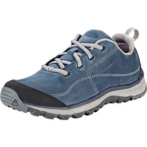 Keen Terradora Leather Sneakers Damen blue nights/paloma blue nights/paloma
