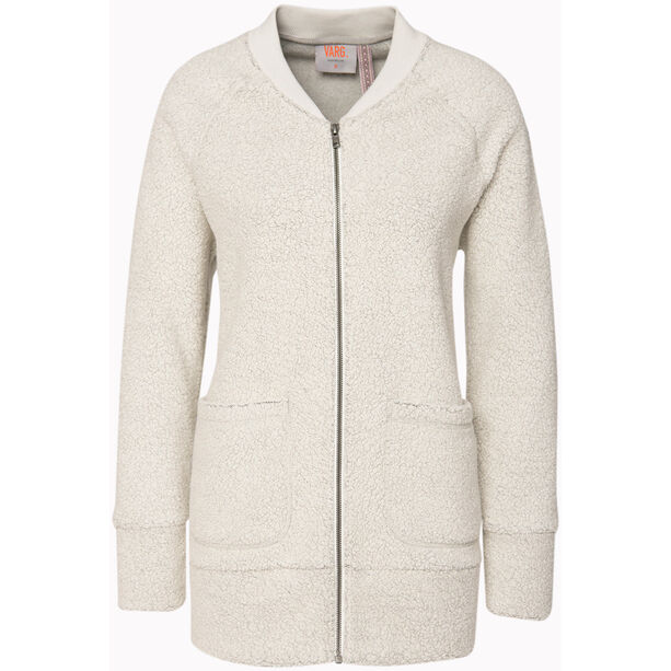 Varg Gudhjem Strick-Cardigan Damen off white