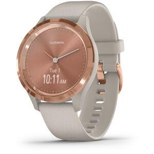 Garmin Vivomove 3S Smartwatch white/rose gold white/rose gold