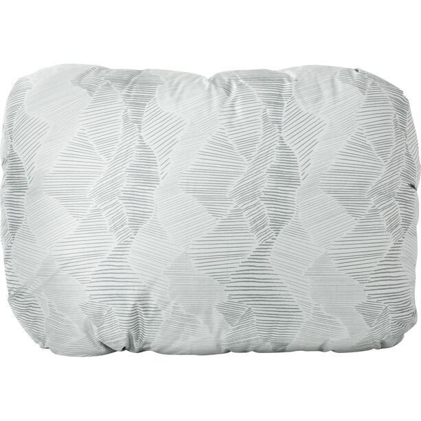 Therm-a-Rest Down Pillow Large gray mountain