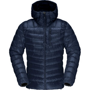 Norrøna Lyngen Down850 Hood Jacket Herren indigo night indigo night