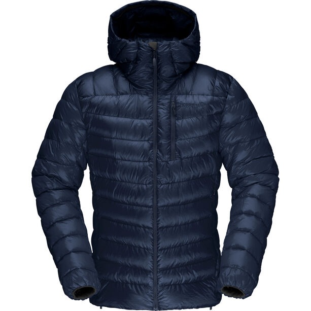 Norrøna Lyngen Down850 Hood Jacket Herren indigo night