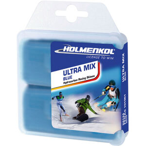 Holmenkol Ultramix Blue Basis Wachs 2x35g