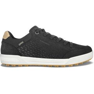 Lowa Lisboa GTX Low-Cut Schuhe Herren black/white black/white