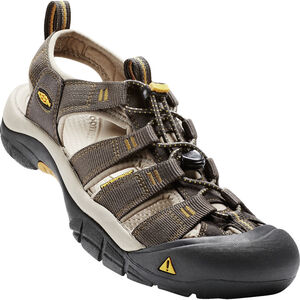 Keen Newport H2 Sandals Herren raven/aluminum raven/aluminum