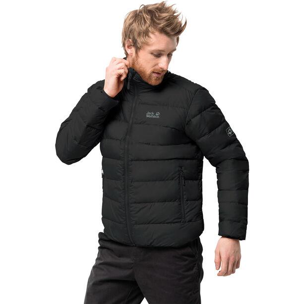 Jack Wolfskin Helium High Jacket Herren black