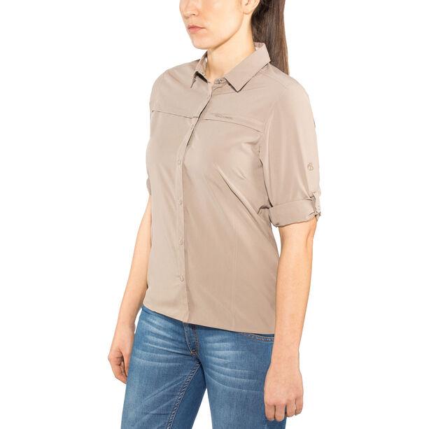 Craghoppers NosiLife Pro II Longsleeved Shirt Damen mushroom