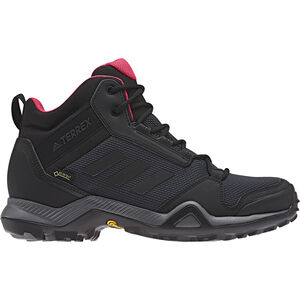 adidas TERREX AX3 Mid GTX Shoes Damen carbon/core black/active pink carbon/core black/active pink